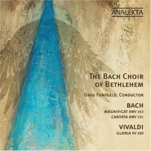 Bach: Magnificat, Vivaldi: Gloria