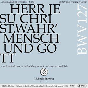 Bach: Cantata BWV 127