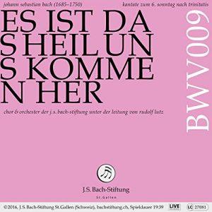 Bach: Cantata BWV9