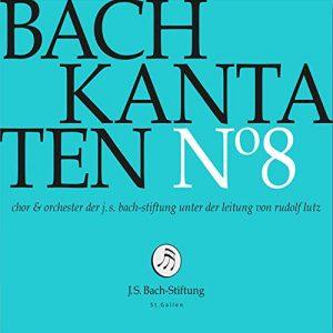 Bach: Cantatas BWV 7, 18, 107