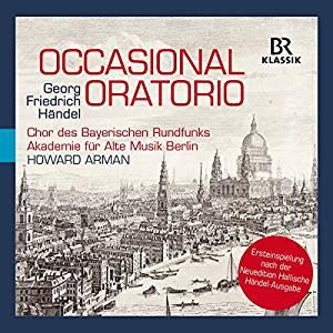 Handel: Occasional Oratorio HWV 62